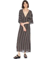 Amuse Society - Forever And A Day Dress (black) Women's Dress - Lyst