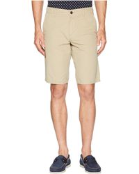 BOSS Orange - Schino Slim Shorts (khaki) Men's Shorts - Lyst