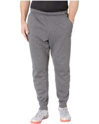 Nike - Big Tall Thermal Pants Taper (dark Grey Heather black) Men s Casual fd6e0d60d