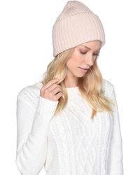 2fcd68945c1 Lyst - UGG Crochet Rancher Hat Crochet Rancher Hat in Brown