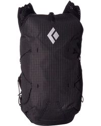 Black Diamond Synthetic Distance 15 Backpack In Gray Lyst