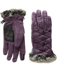 Columbia - Heavenly Gloves (dusty Purple) Extreme Cold Weather Gloves - Lyst