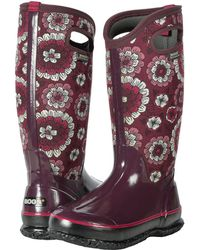 Bogs - Classic Winter Blooms Mid - Lyst