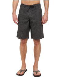 Prana - Sutra Short (black) Men's Shorts - Lyst