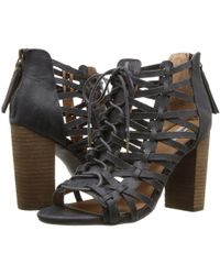 Not Rated - Jacey (navy) Women's Shoes - Lyst