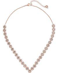 Swarovski - Large Angelic Necklace - Lyst