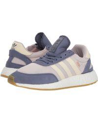 1a0fb81198f adidas - Iniki Runner (easy Green cream White-linen Green) Men s Shoes