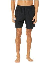 Quiksilver - Balance Volley Swim Shorts 18 (black) Men's Swimwear - Lyst