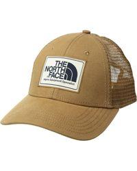 The North Face - Mudder Trucker Hat (tnf Black asphalt Grey Camo) Baseball eb48b834c84c