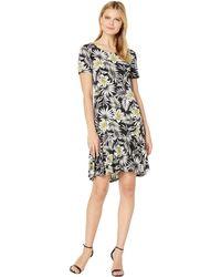 68fb6bf20f Karen Kane - Palm Blossom Dakota Dress (print) Women s Clothing - Lyst