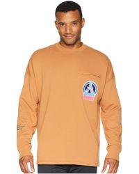 PUMA - X Han Kjobenhavn Crew Neck Sweatshirt (almond) Men's Sweatshirt - Lyst