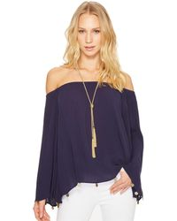 Lilly Pulitzer - Delaney Top - Lyst