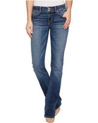 Hudson Jeans - Beth Mid-rise Baby Boot In Impala (impala) Women's Jeans - Lyst