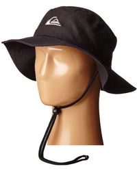 Quiksilver - Bushmaster Hat - Lyst