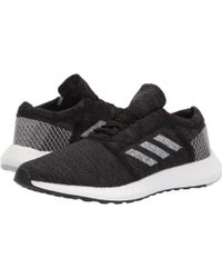6d9cecba16cf7 adidas Originals - Pureboost Go (core Black scarlet clear Orange) Men s  Shoes