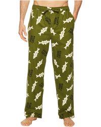 Life Is Good. - Classic Sleep Pant (tree Green) Men's Pajama - Lyst