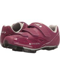 Louis Garneau - Women Multi Air Flex (magenta/drizzle) Women's Cycling Shoes - Lyst