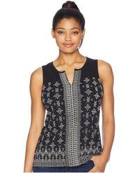 Aventura Clothing - Merita Tank Top (black) Women's Sleeveless - Lyst