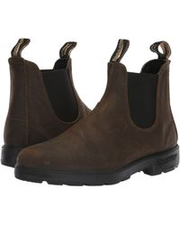 Blundstone - Bl1615 (dark Olive) Boots - Lyst