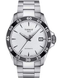 Tissot - V8 Swissmatic - T1064071103100 (silver/grey) Watches - Lyst