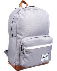 Herschel Supply Co. - Pop Quiz (wcamo zip) Backpack Bags - Lyst c839c6d4394f3