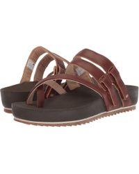 New Balance - Traveler Sandal (black) Women's Sandals - Lyst