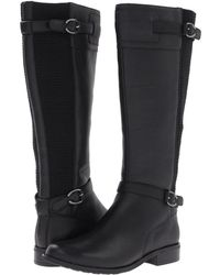 Aetrex - Essencetm Chelsea (black Suede) Women's Boots - Lyst