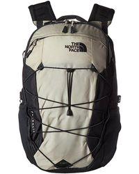 The North Face - Borealis (asphalt Grey/sulphur Spring Green) Backpack Bags - Lyst