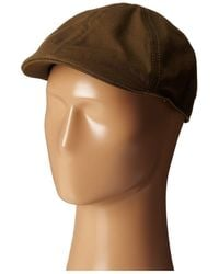 Ralph Lauren · San Diego Hat Company - Cth3539 Driver (olive) Driving Hats  - Lyst 20648f74d1d4
