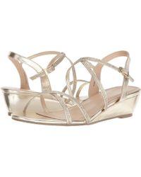 Paradox London Pink - Kadie (gold) Women's Shoes - Lyst
