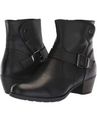Propet - Tory (black) Women's Shoes - Lyst