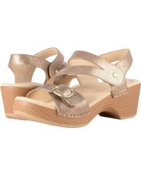 Dansko - Shari (ivory Full Grain) Women's Shoes - Lyst