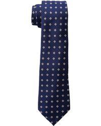 Lauren by Ralph Lauren - Cross Neat Tie (navy) Ties - Lyst