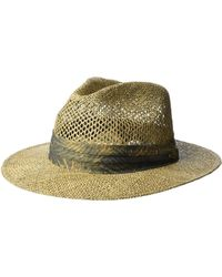 d07cff43ae4b1 Tommy Bahama - Vented Seagrass Safari (natural) Caps - Lyst