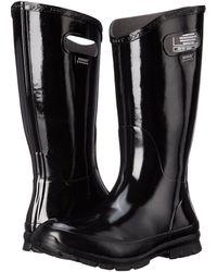 Bogs - Berkeley (black) Women's Rain Boots - Lyst