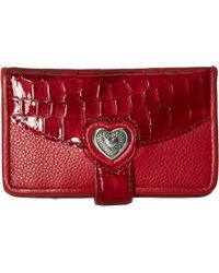Brighton - Bellissimo Heart Card Case - Lyst