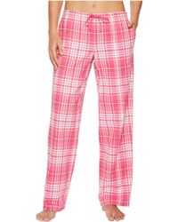 Life Is Good. - Tropical Pink Plaid Sleep Pant (tropical Pink) Women's Pajama - Lyst