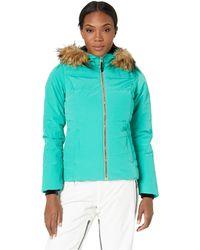 Obermeyer - Beau Jacket (bleu Blooded) Women's Coat - Lyst