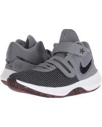 ff9519aa3b05 Nike - Air Precision Ii Flyease (black white volt) Women s Basketball Shoes
