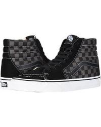 c5581d0431 Vans - Sk8-hitm Core Classics (black black black) Shoes -