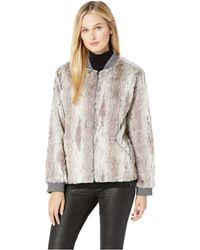Dylan By True Grit - Melange Adler Cardi Jacket With Pockets And Heather Knit Lining (adler) Women's Coat - Lyst