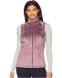 The North Face - Osito Vest (rabbit Grey Heather) Women's Vest - Lyst