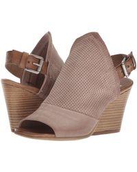 Miz Mooz - Kona (pebble) Women's Toe Open Shoes - Lyst