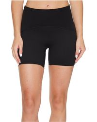 """Spanx - Active Compression 4"""" Shorts - Lyst"""
