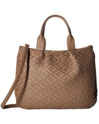 Sole Society - Clarice Medium Tote (taupe) Tote Handbags - Lyst
