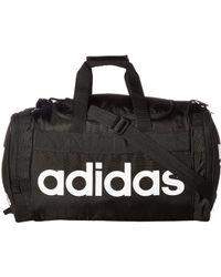 adidas Originals - Originals Santiago Duffel (black/black) Duffel Bags - Lyst