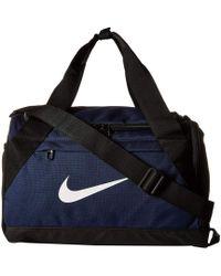 Nike - Brasilia Extra Small Training Duffel Bag (black black white) Duffel d8beb3eac3061