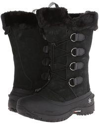 Baffin - Kristi (black) Women's Boots - Lyst