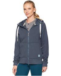 Fjallraven - Greenland Zip Hoodie (dusk) Women's Sweatshirt - Lyst