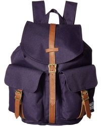 Lyst - Herschel Supply Co. Dawson - Women s Herschel Supply Co ... bfe694de2503b